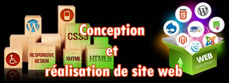 Conception Et Déveleppement De Site Web Dynamique Et Dapplications